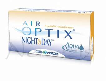 miesięczne AIR OPTIX NIGHT & DAY