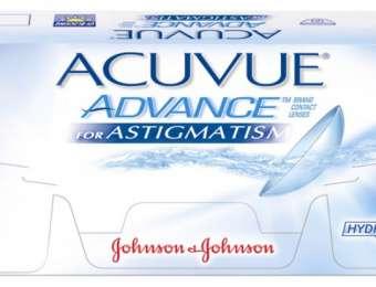 2 tygodniowe J&J ACUVUE Advanced